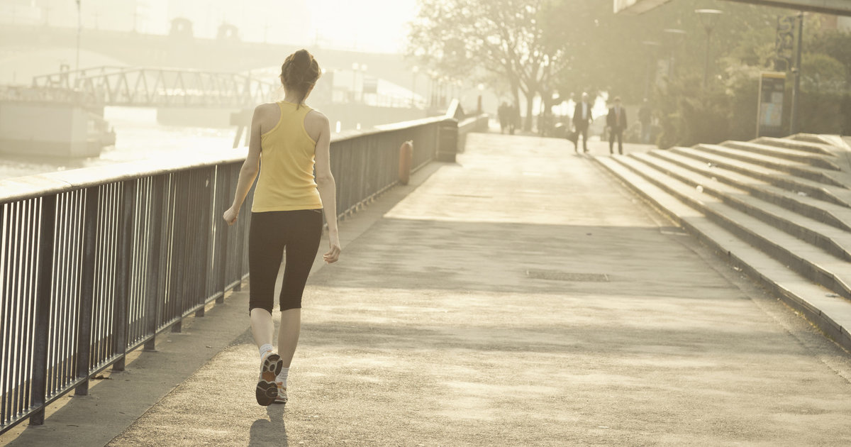 Study Finds That Strolling Could Be Better Than The Gym