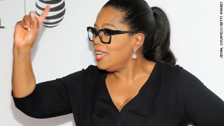 Oprah Winfrey's weight loss secret