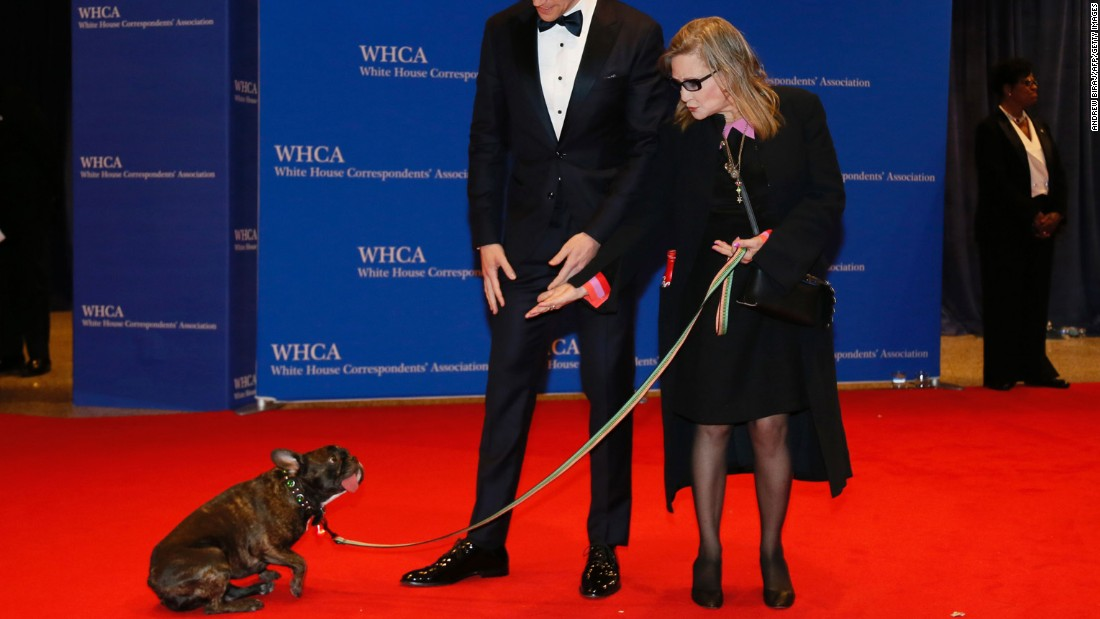 Carrie Fisher was a champion for mental health, too   Ken ...