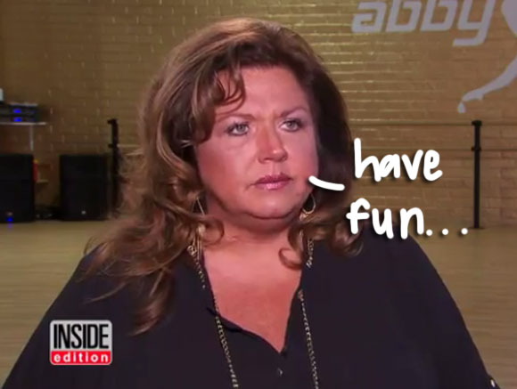 Abby Lee Miller Is 'So Excited' Cheryl Burke Will Get To Work With The 'Assholes' Of Dance Moms!