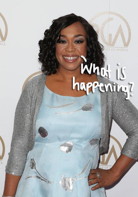 Shonda Rhimes Says She Wasn't Seen 'As A Person' Until She Lost Over 100 Pounds: 'What The Hell Did They See Me As Before?'