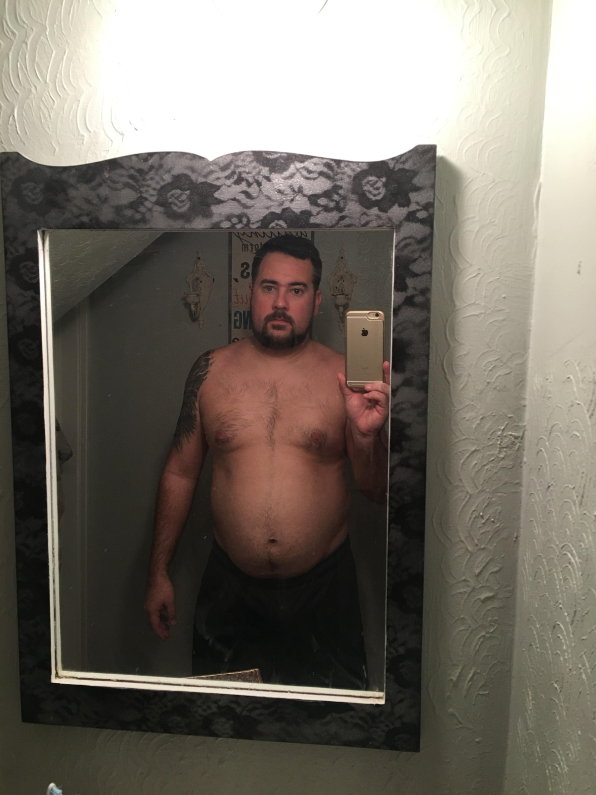 Weight loss in 4 months
