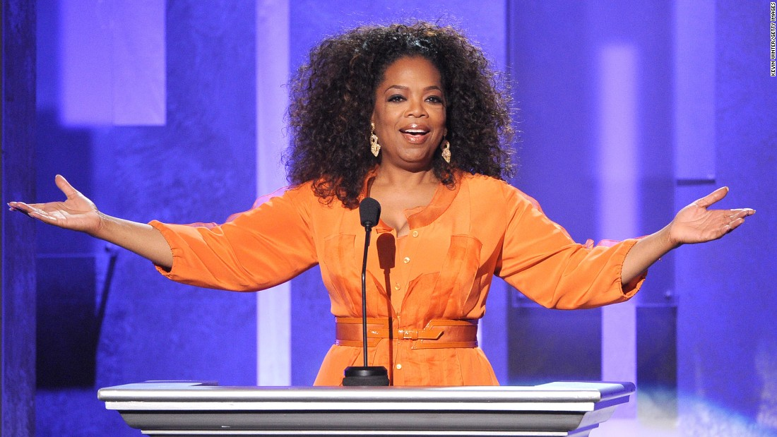 Oprah: 'I can't accept myself if I'm over 200 lbs'