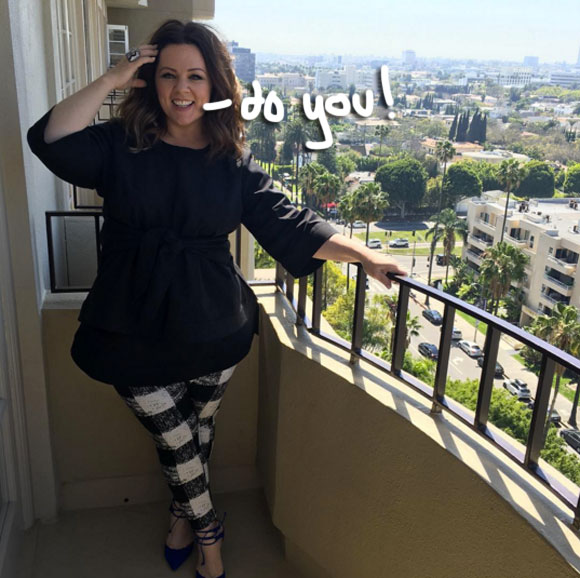 Melissa McCarthy Doesn't Give Any Sh*ts About What You Think!