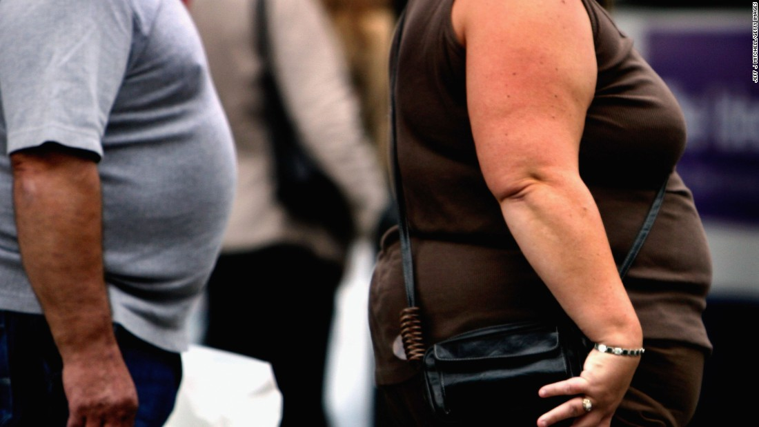 One third of world now overweight, with US leading the way