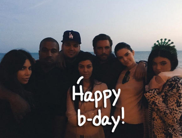 The Kardashian Fam Got Together To Celebrate Rob's Birthday — But There Were A Few Notable No-Shows!