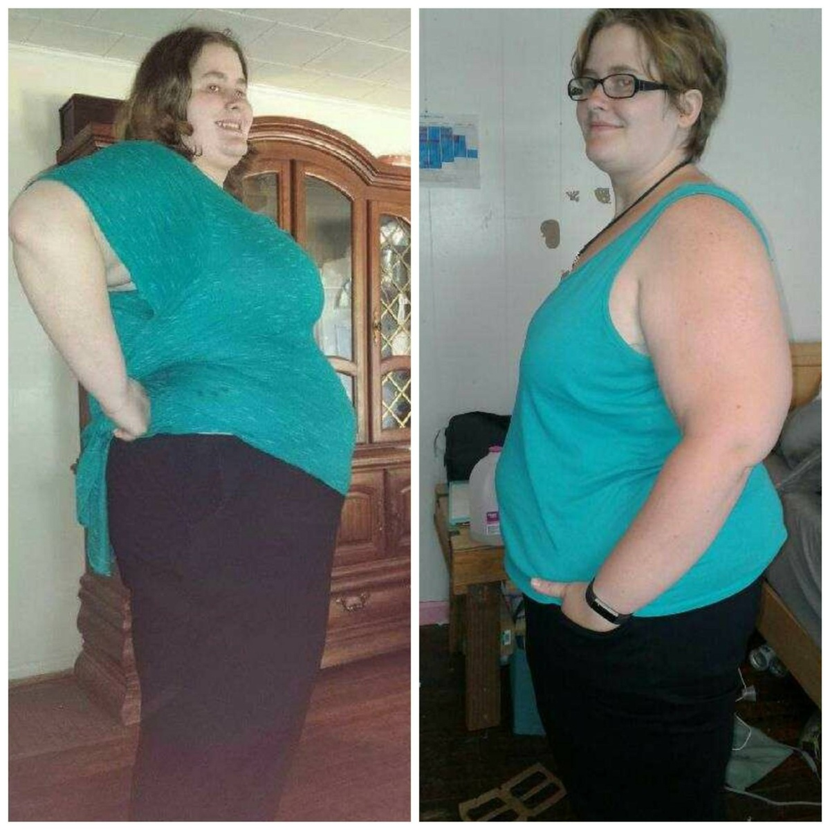 My weight loss progress, 404 to 334