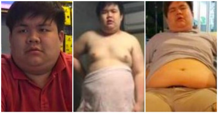 Obese Man Loses An Incredible 165 Lbs After Being Rejected By His Crush