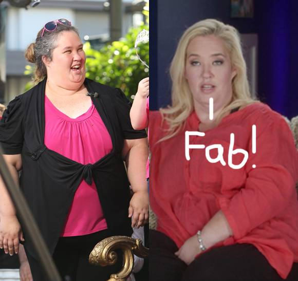 Mama June Isn't The Only Celeb To Have A Dramatic Weight Transformation!