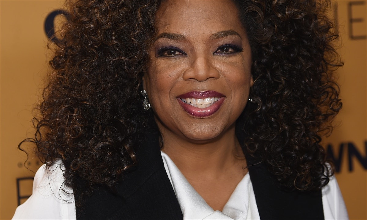 Oprah Winfrey's weight-loss tweet bulks up Weight Watchers by $150 m