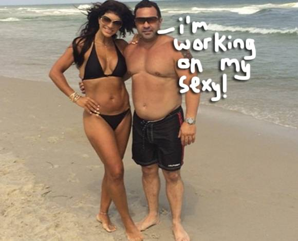 Teresa Giudice Brags About Joe Giudice's 30-Pound Weight Loss Behind Bars!