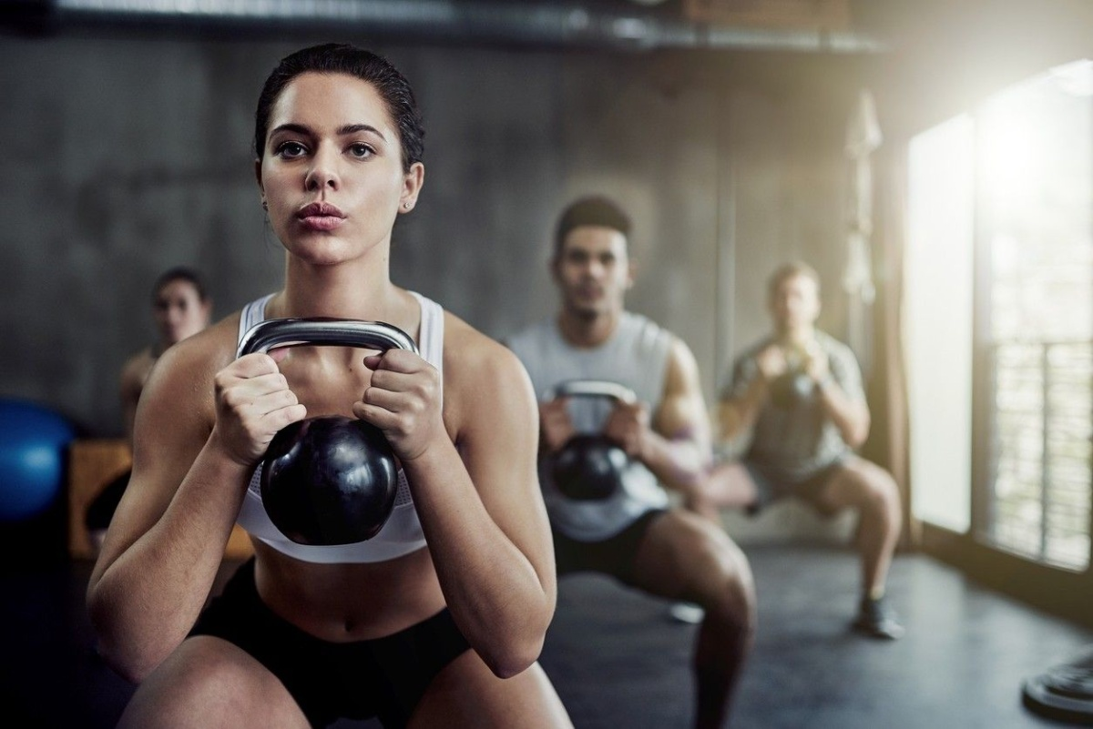 Fitness company slammed for 'inappropriate' poster blasts critics as 'whiny feminazis'