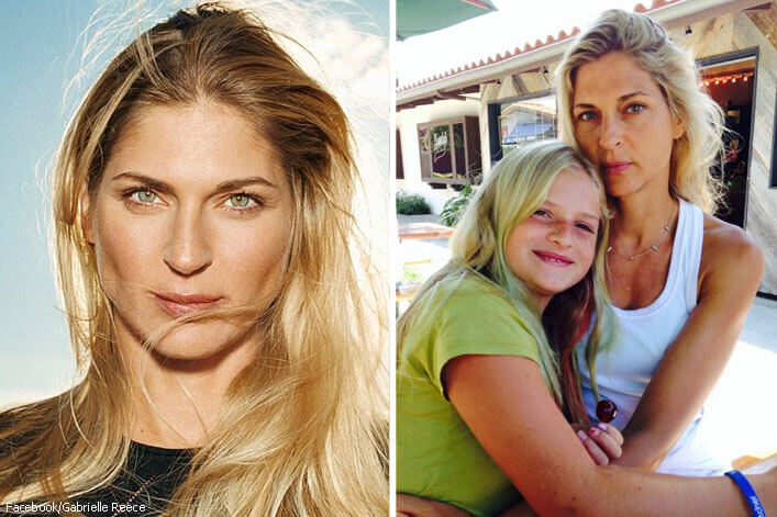 Fashion Model Has a Message for America About Her 162-pound 12-Yr-Old Daughter