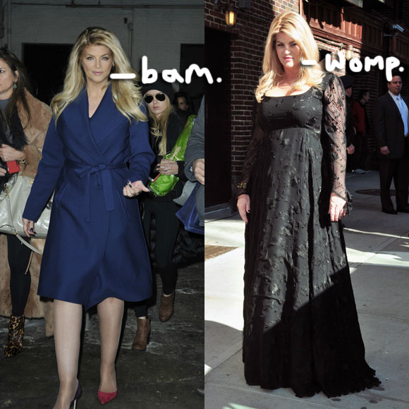 Kirstie Alley Gushes Over Her Life Changing 50 Pound Weight Loss!