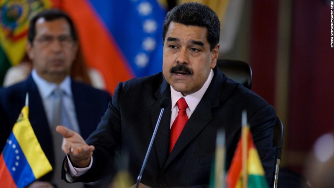 Venezuela asks UN for help as medicine shortages grow severe