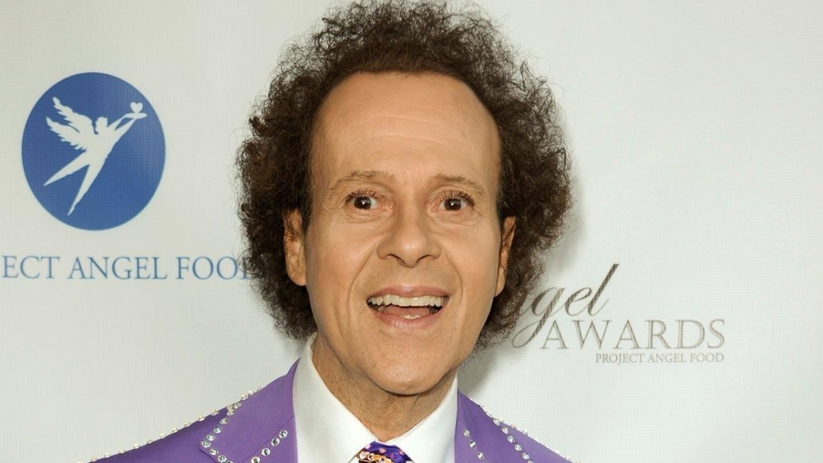 Richard Simmons says he is not transgender in new court filing