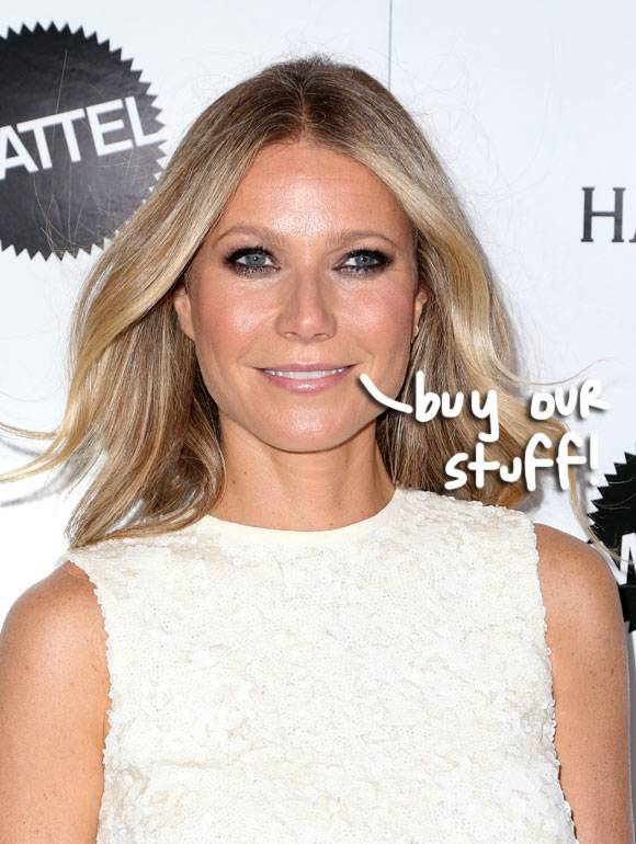 Gwyneth Paltrow Blasted For 'Extremely Damaging' Weight Loss Advice On Goop