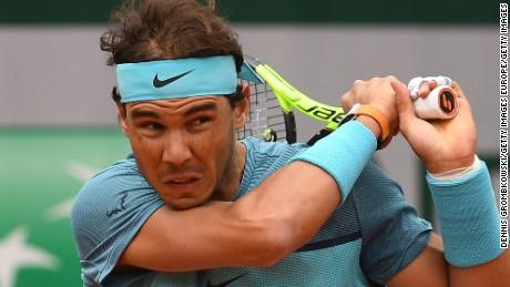 Rafael Nadal records landmark win at French Open