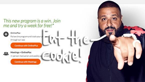 Lose Weight With Weight Watchers' New Social Media Ambassador, DJ Khaled!