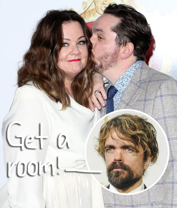 Peter Dinklage Says Melissa McCarthy & Husband Ben Falcone Were 'Always Making Out On Set' While Filming The Boss!
