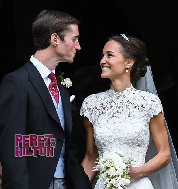 Pippa Middleton Finally Confirms Pregnancy In Candid Essay!