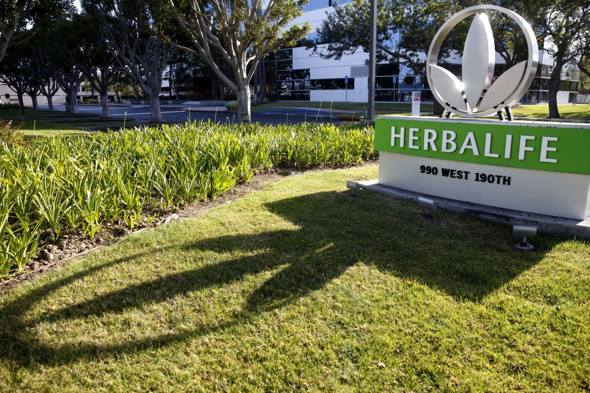 Herbalife Forced to Retool After FTC Review Sought by Ackman