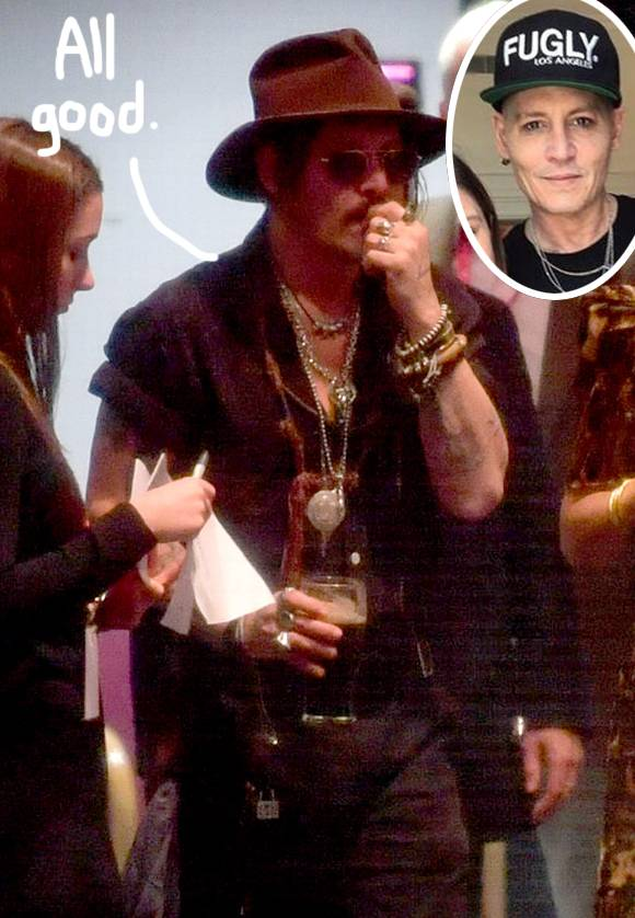 'Trying To Stay In Shape': Johnny Depp's Radical Weight Loss Is On Purpose??
