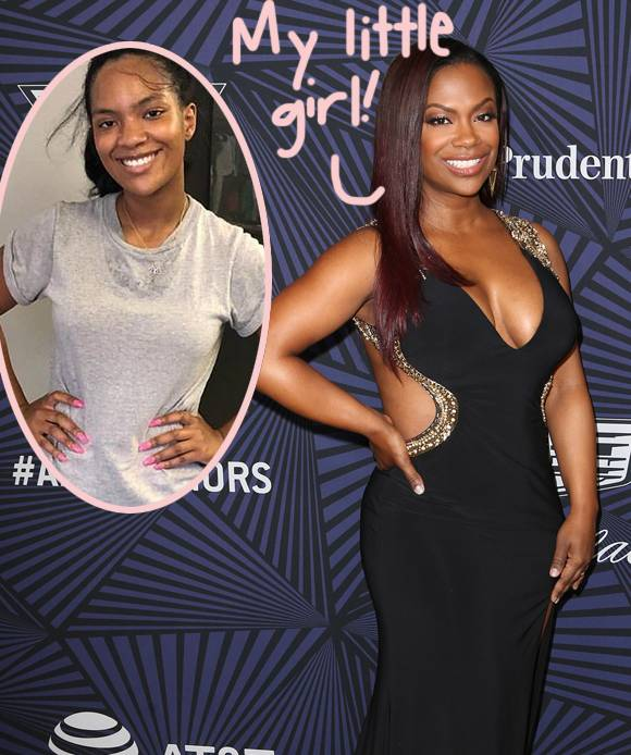 RHOA WHOA! Kandi Burruss Gushes Over Teen Daughter's 50 Pound Weight Loss — See The Before & After Pics!