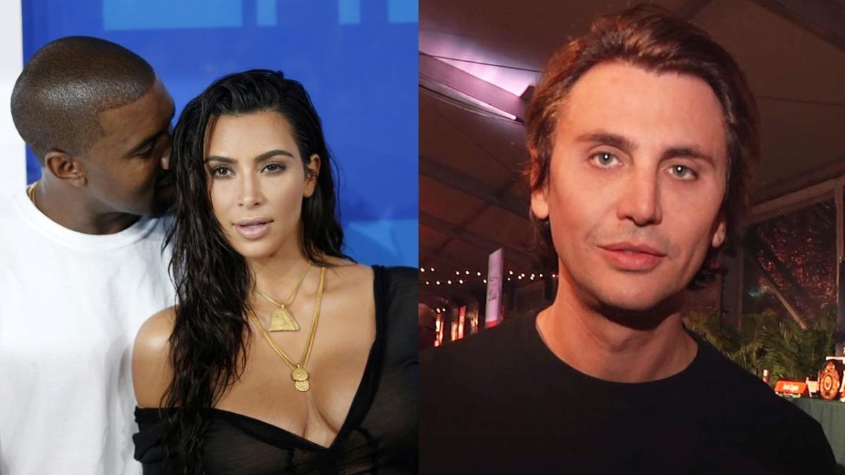 Kim Kardashian poses in bikini after 'flu diet'