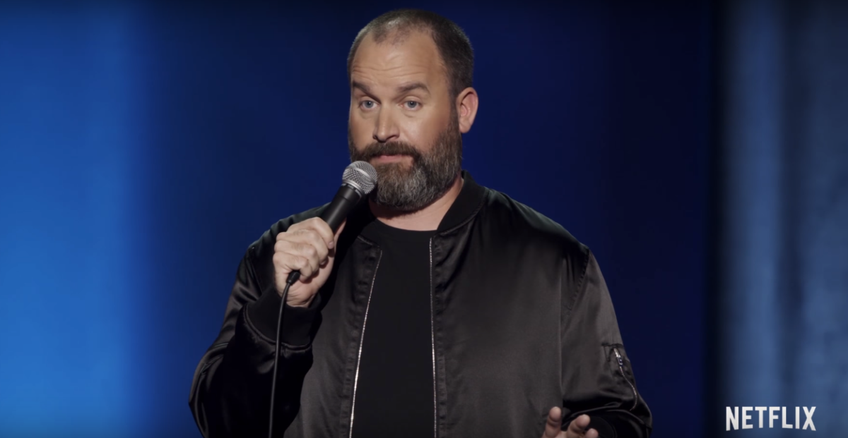 Tom Segura tries to tackle some of the issues Dave Chappelle stumbled on