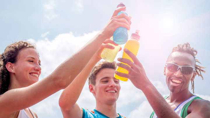 Youve Been Sold A Myth About Sports Drinks  And It Could Be Slowing You Down