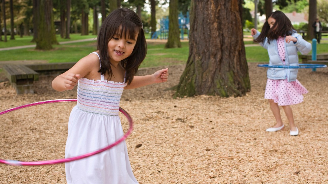 How much exercise your kid needs, based on the latest research