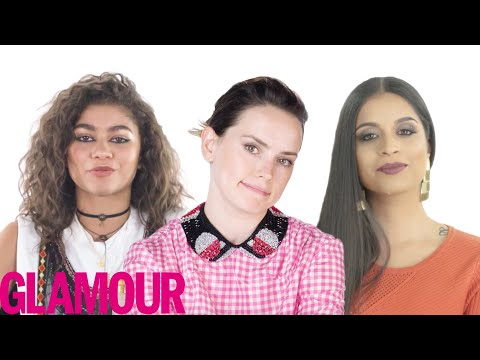 Reese Witherspoon, Daisy Ridley, Zendaya, & Other Celebs Express What They're Thankful For — WATCH!