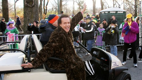 Richard Simmons: Internet working out the mystery