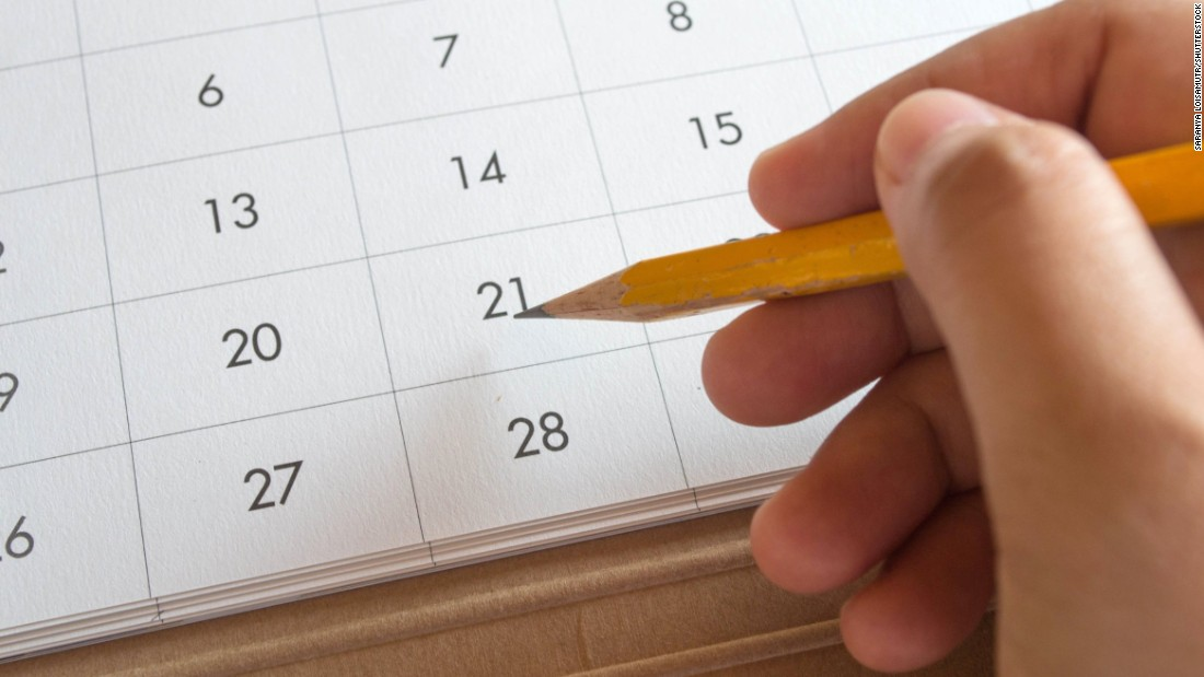 Forget New Year's health goals, try 'Monday resolutions' instead