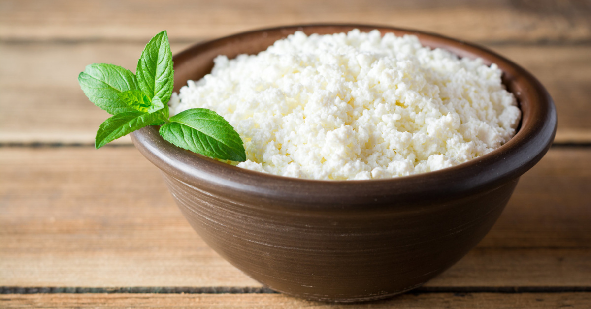 Cottage Cheese Is A Nutritional Powerhouse, But It Has Some Issues