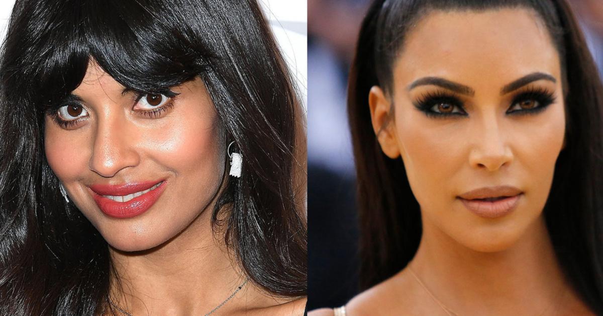 Jameela Jamil Shreds Kim Kardashian For Promoting 'Appetite Suppressant' Lollipops