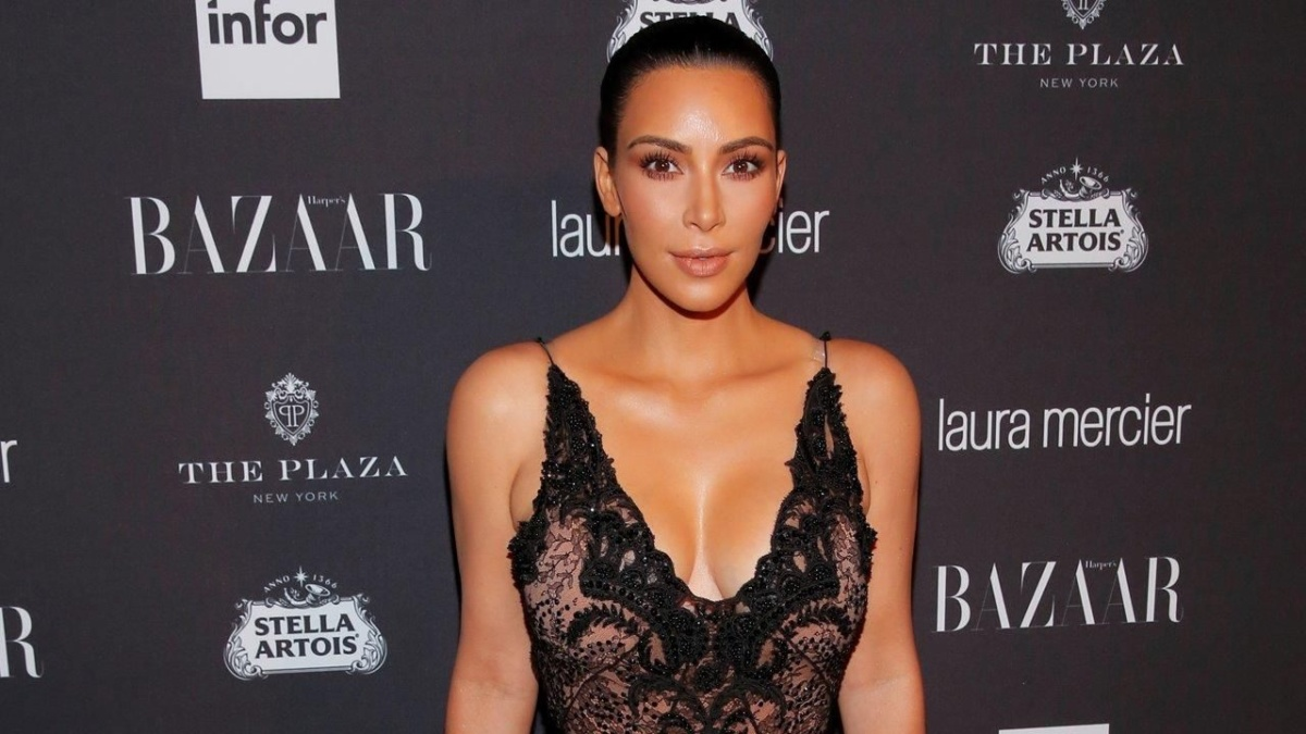 Kim Kardashian calls the flu an 'amazing diet' after recent weight loss