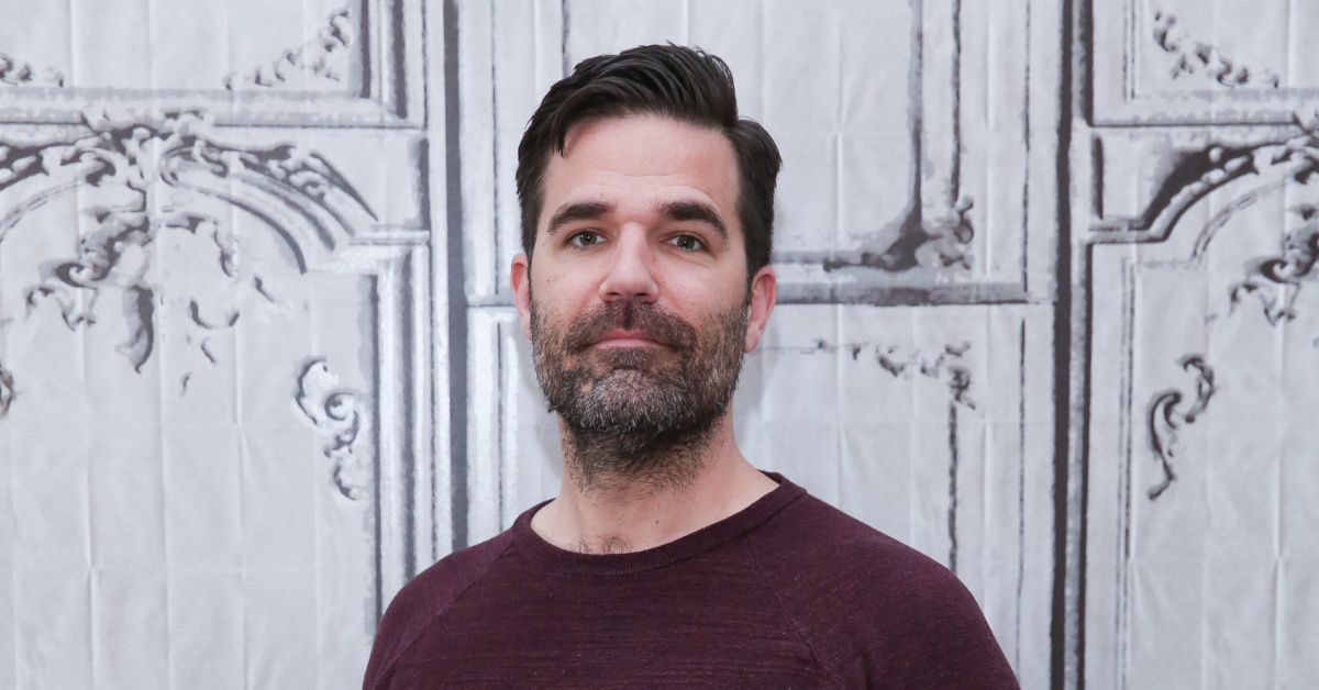 Rob Delaney And Wife Expecting Baby Months After 2-Year-Old Son's Death