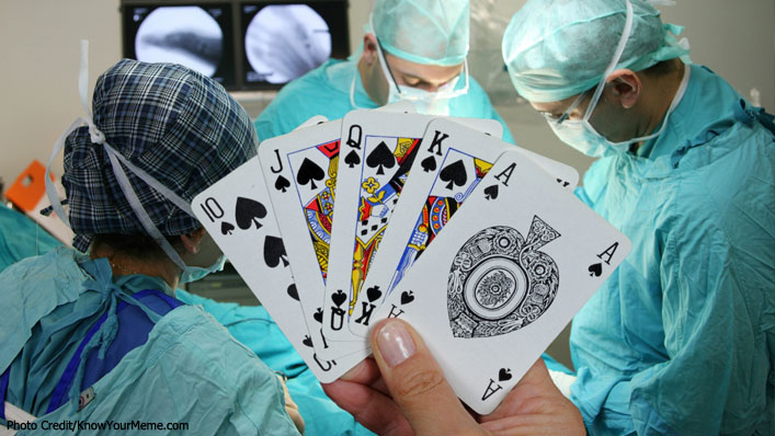 An Open Letter to the Senator Who Said Nurses Play Cards All Day, From a Hangry ICU Nurse