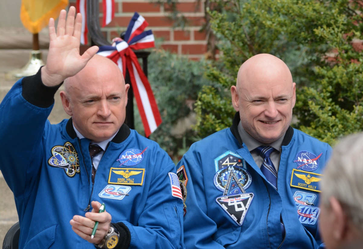Twin astronaut study suggests interplanetary travel may not be a health risk