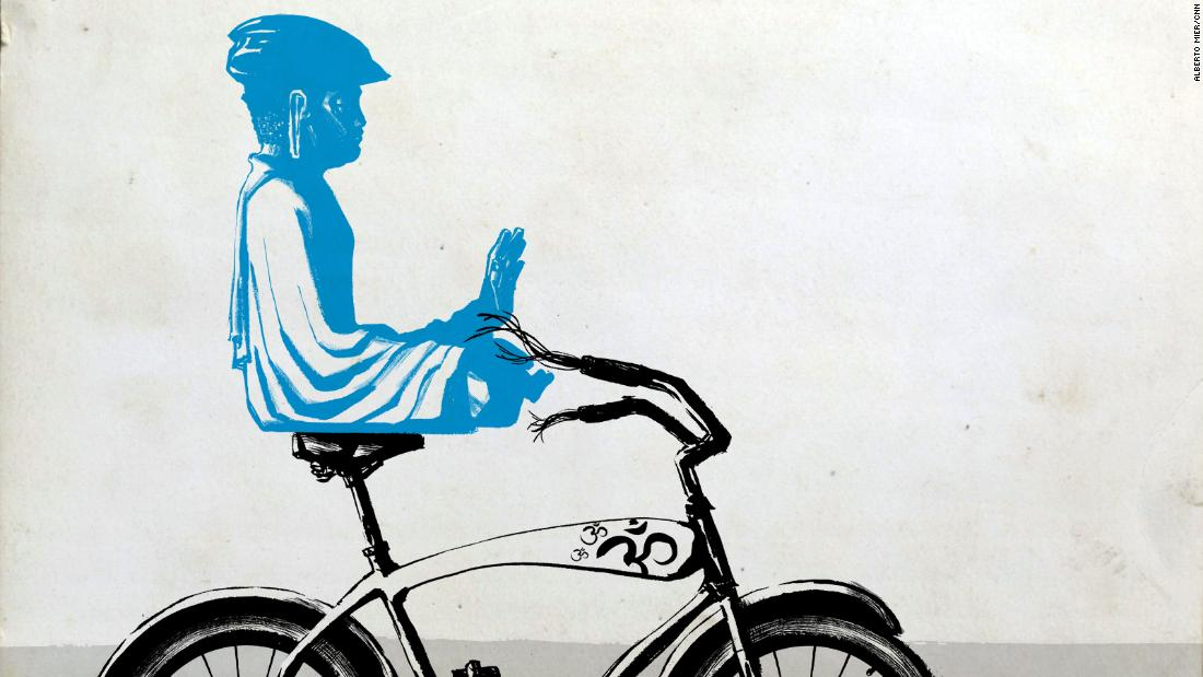 Zen and the art of bicycling to work