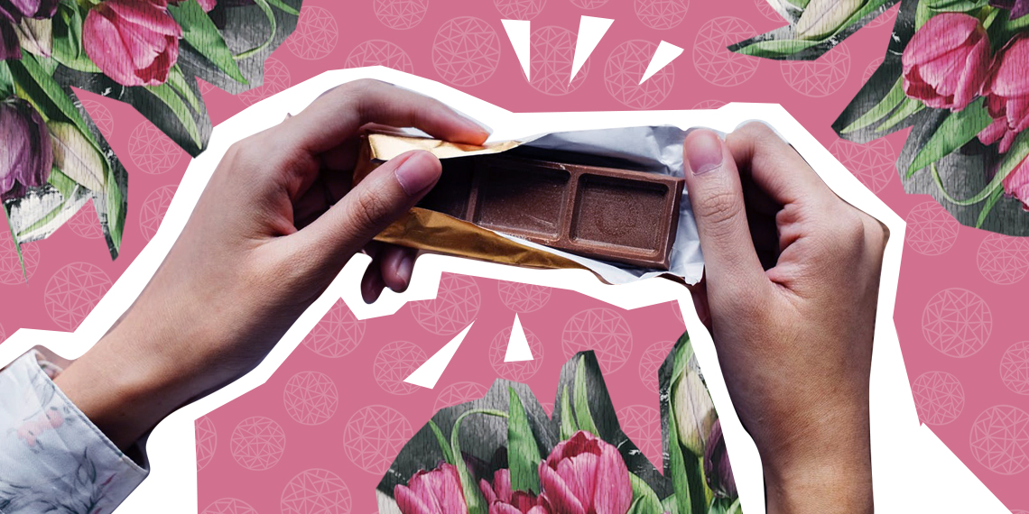 8 Surprising Health Benefits Of Eating Dark Chocolate · Betches