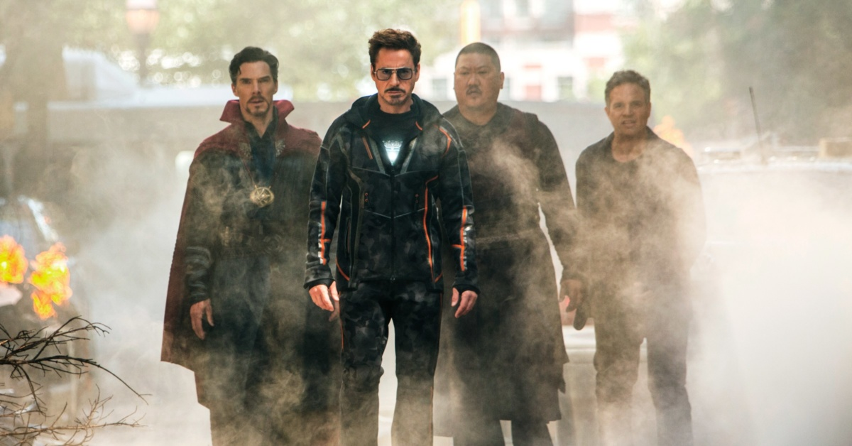 We Need to Talk About the Ending of  Avengers: Infinity War