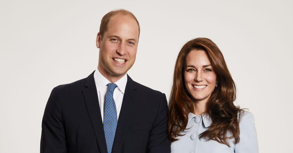 The Duke And Duchess Of Cambridge Welcome Third Child