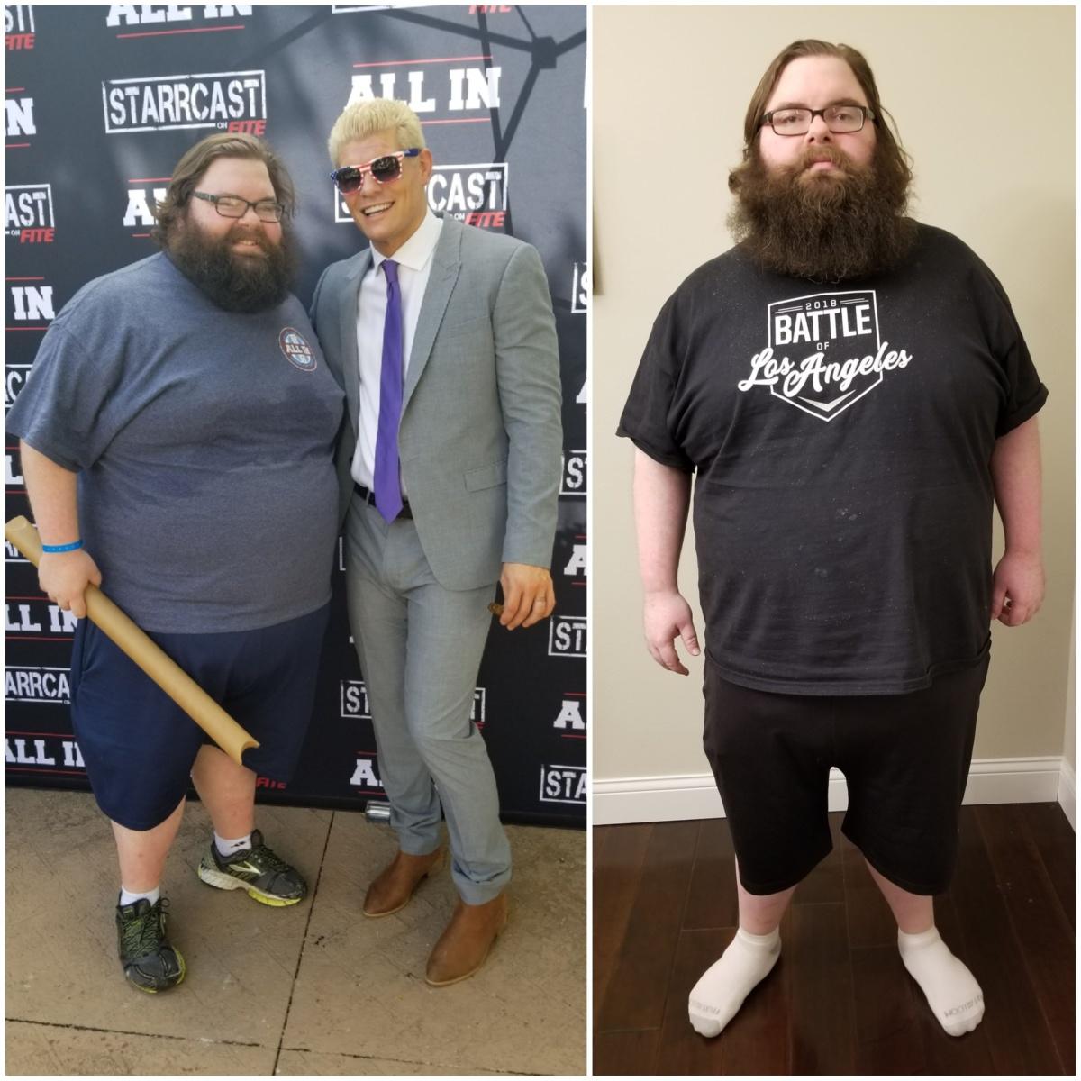 Weight loss update 1