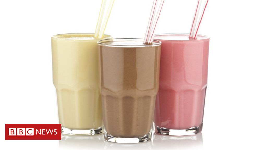 NHS 'should recommend meal replacement shakes'