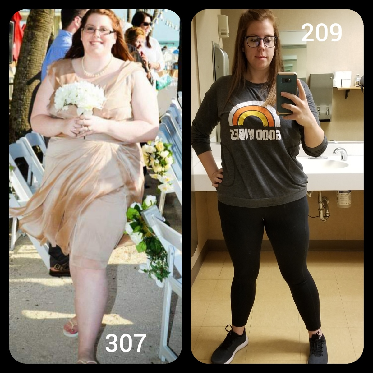I did (more of) a thing ... Weight Loss!