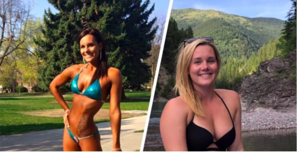 Former Body Builder Showcases 25-Pound Weight Gain And We Are Shook