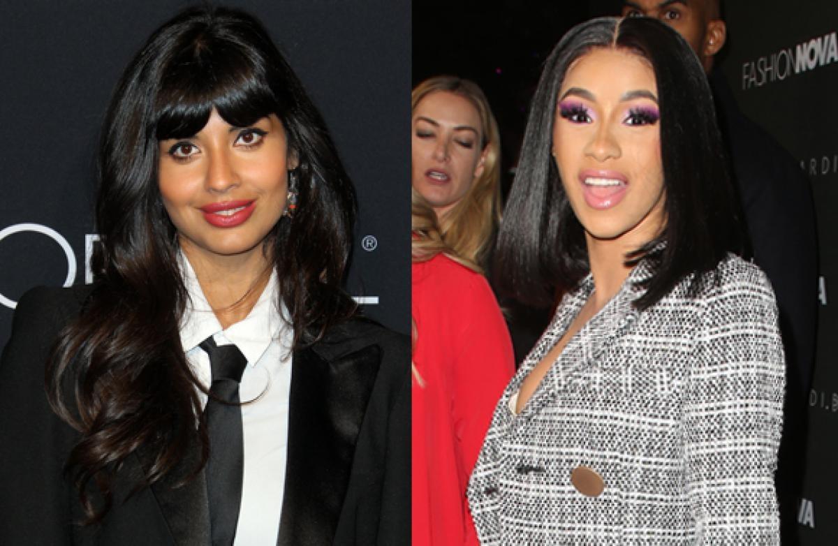 Cardi B Responds To Jameela Jamil's Criticism Of Her Detox Tea Promotion! - Perez Hilton